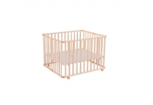 Geuther 2260/038 playpen Ameli natural