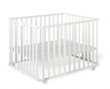 Geuther 2260/035 playpen Amelie white