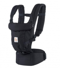 Ergobaby Komforttrage Adapt Collection Black