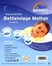 Alvi 93735 Molton/Molton Betteinlage 70x140