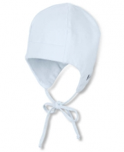 Sterntaler 4001455 hat in newborn sizes - 37 bleu