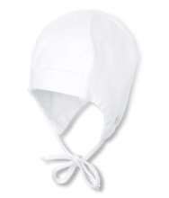 Sterntaler 4001455 hat in newborn sizes - 37 white