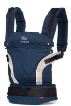 Manduca baby carrier First navy
