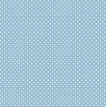 Theraline cover for nursing pillow design 17 dots turquoise
