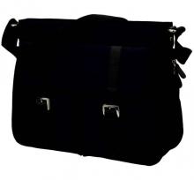 Seed Companion diaper bag black