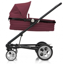 Seed Papilio carrycot incl. softcase, canopy and blanket marsala