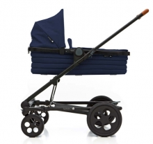 Seed Papilio carrycot incl. softcase, canopy and blanket navy