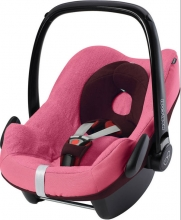 Maxi-Cosi Summer cover pink for Pebble/Pebble Plus 2016