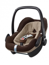 Maxi-Cosi Pebble Plus  Earthbrown (I-size)