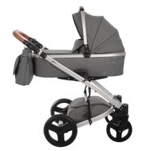 Knorr 2356-1 K-One Script stroller set grey