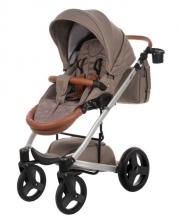 Knorr 2356-2 K-One Script stroller set blue