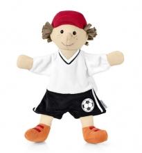 Sterntaler handpuppet football-player