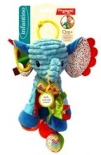 B Kids Playtime Pal - Elefant Reiseanhänger