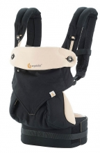 Ergobaby Komforttrage 360 Collection Black/Camel