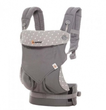 Ergobaby Komforttrage 360 Collection Dewy Grey