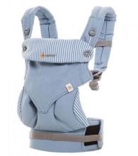 Ergobaby Komforttrage 360 Collection Azure Blue