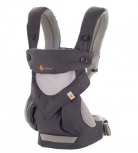 Ergobaby Komforttrage 360 Collection Cool Air Carbon/Grey