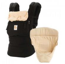Ergobaby Von-Geburt-An-Paket Original Collection Black/Camel