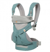 Ergobaby Komforttrage 360 Collection Cool Air Icy Mint