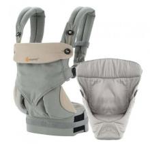 Ergobaby Von-Geburt-An-Paket 360 Collection Grey