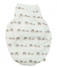 Ergobaby Puck-Mich-Sack Single Elephant
