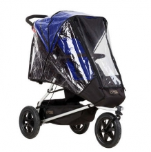 Mountain Buggy Plus One storm cover (fits 2015+)