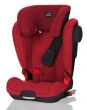 Römer Kidfix II XP Sict Flame Red Black Series 15-36kg