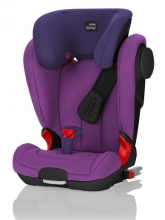 Römer  KIDFIX II XP Sict 16/17 Mineral Purple Black Series 15-36kg