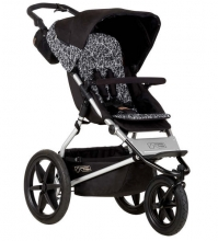Mountainbuggy Terrain 3.0 Graphite