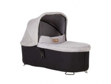Mountainbuggy Carrycot Plus Silver