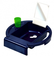 Rotho Kiddy Wash washing-station pearl blue