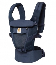 Ergobaby Komforttrage Adapt Collection Cool Air Mesh - Deep Blue