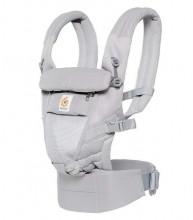 Ergobaby Komforttrage Adapt Collection Cool Air Mesh - Pearl Grey