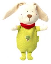 Sigikid warming pillow rabbit green