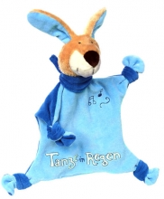 Sigikid rabbit-comforter blue Dance In The Rain!