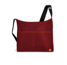 GB changing bag for buggy red