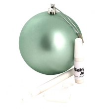 Baby Art My Christmas Fairy christmas tree ball ocean