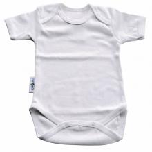 Baby Plus Schröders Body 1/4 Arm weiß 74/80