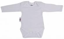 Baby Plus Schröders Body 1/1 Arm weiß 74/80