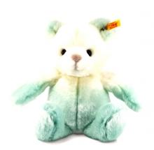 Steiff Teddybär Sprinkels 20 türkis/weiß