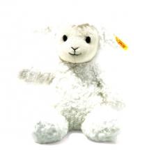 Steiff Lamm Fuzzy 28 weiß