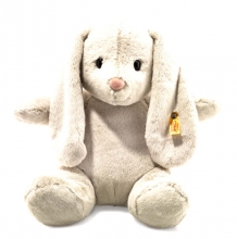 Steiff rabbit Hoppie 38 bright grey