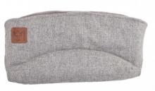 Kaiser Icey Melange Fleece Handwärmer grau melange