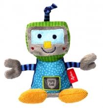 Sigikid 41675 Rassel Roboter Papa & Me