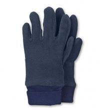 Sterntaler gloves size 4 navy