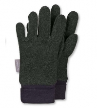 Sterntaler gloves size 4 anthracite