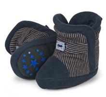 Sterntaler Baby-Schuh Streifen 19/20 marine