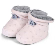 Sterntaler Baby-Schuh kleine Sterne 21/22 rosa ausverkauft