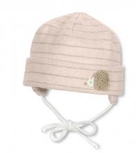 Sterntaler winter hood 48352 rosa
