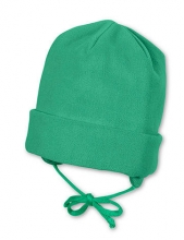 Sterntaler fleece hood 4501400 green 41